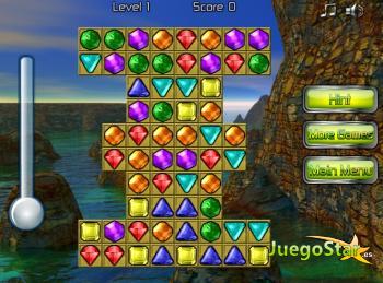 Juego  Galactic Gems 2: Level Pack mas niveles