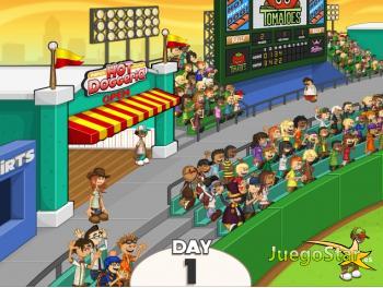 Juego Papas Hot Doggeria la tienda de hot dogs de papas