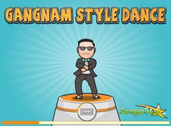 Juego Gangnam Dance