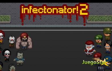 Juego Infectonator 2 el mejor juego de infectar zombies