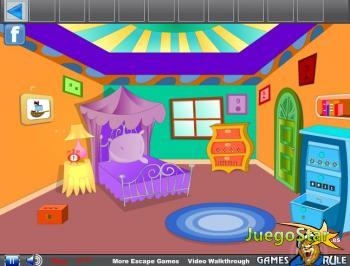 Juego Escape room