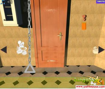 Juego Sniffmouse - Real world escape 2
