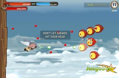 Juego  Skyquest la batalla del cielo