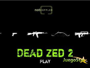 Juego  Dead Zed 2