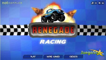 Juego Renegade Racing