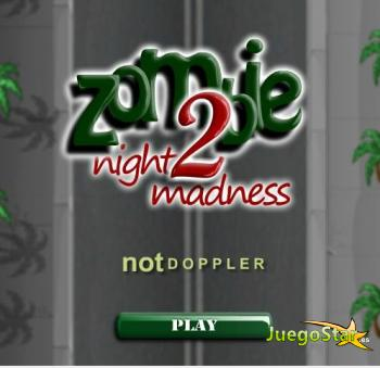 Juego  Zombie Night Madness 2