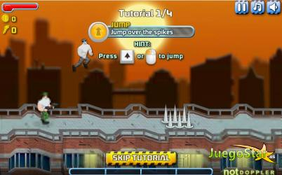 Juego  Cyber Chaser