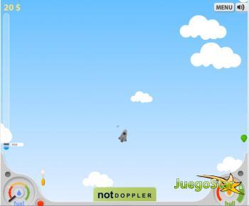 Juego Wonder Rocket