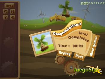 Juego Out of Wind