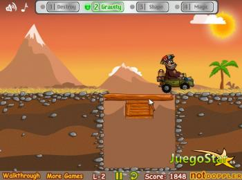 Juego Magic Safari