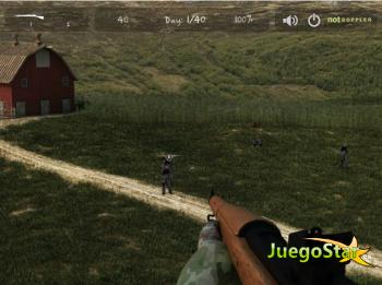 Juego Dead Zed