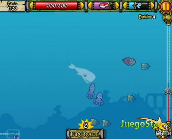 Juego  Moby Dick 2
