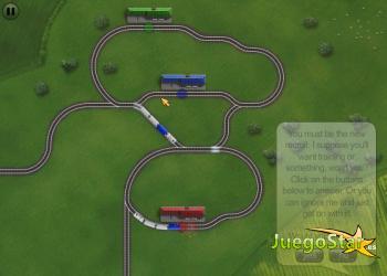 Juego Epic Rail