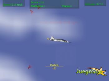 Juego Simulador de vuelo salvaje