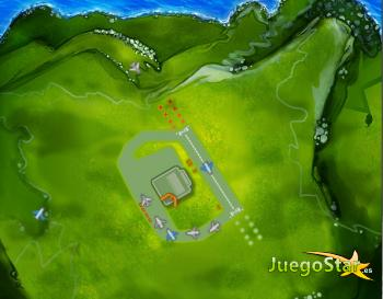 Juego  Sim air traffic: simulador de tráfico aéreo