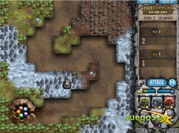 Juego  Cursed Treasure Level Pack