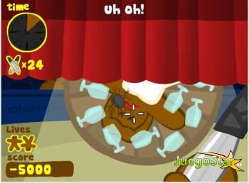 Juego  Gingerbread Circus 2