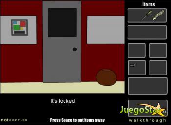 Juego  Remote Escape