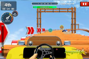 Juego  Roller Rider