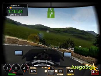 Juego  TT Racer