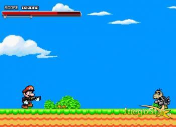Juego Mario bros alborotado