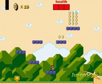 Juego  Nuevo mundo de Mario bros