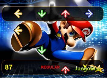 Juego Mario bailando