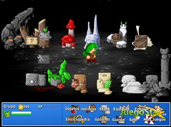 Juego Epic Battle Fantasy 4