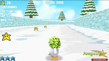 Juego Ice Run Penguin