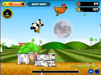 Juego Flying Cookie Quest