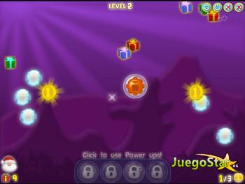 Juego Icy Gifts 2