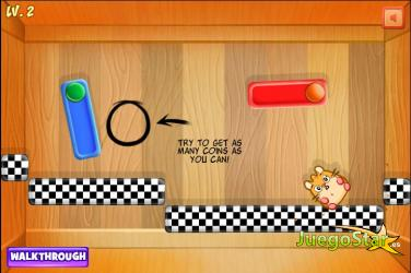 Juego  Cookie Hamster