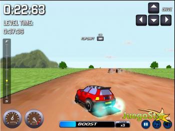 Juego  Drift Runners 3D