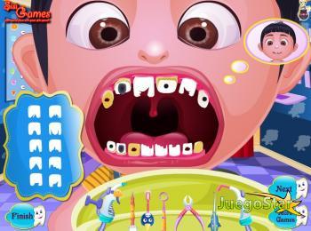 Juego El dentista de Agnes