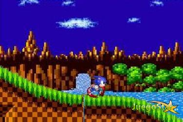 Juego  Juego de plataformas de Sonic