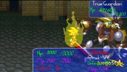 Juego  Final Fantasy Sonic