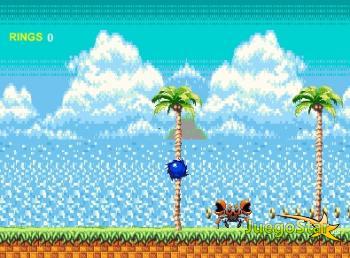 Juego  Sonic plataformas 2