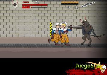 Juego Toro luchador