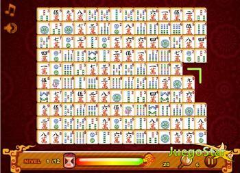 Juego Unión Mahjong