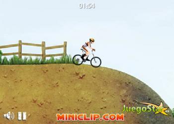 Juego Bicicleta de montaña