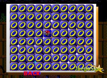 Juego  Juego de memoria de Sonic