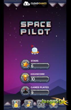 Juego Space Pilot