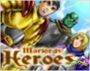 Juego  warlord heroes