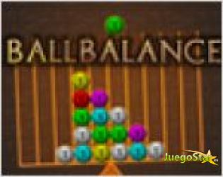 Juego  manten el balance