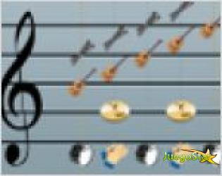 Juego  compone tu musica