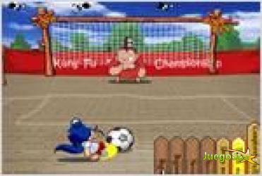 Juego  shoot the goal disparar el objetivo