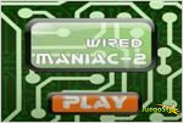Juego  wired maniac 2 cable maniatico 2