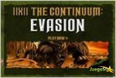 Juego  the continuum evasion la continuidad la evasion