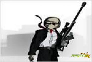 Juego hitstick francotirador