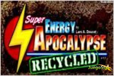 Juego super energy apocalypse recycled super energia apocalipsis reciclado